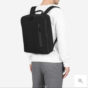 Everlane square backpack